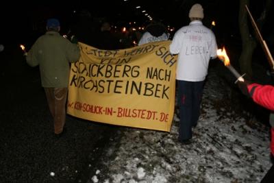 Protestmarsch 11