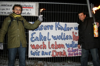 Protestmarsch 14