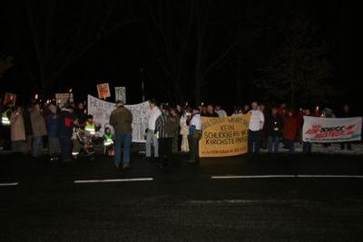Protestmarsch 18
