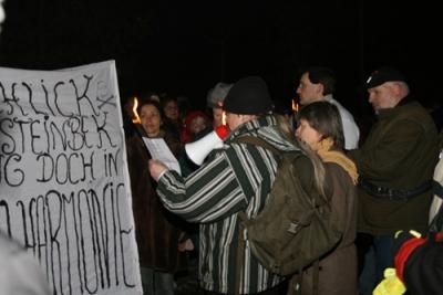 Protestmarsch 19