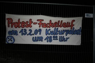 Protestmarsch 1