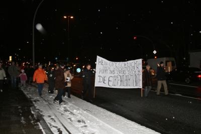 Protestmarsch 6