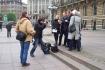 Pressetermin vor dem Hamburger Rathaus 5
